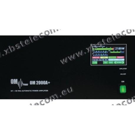 OM POWER - OM-2000APLUS - Amplificateur linéaire