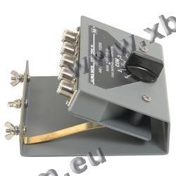 ALPHA DELTA - ASC-4B - Consolle Commutatore Coassiale a 4 vie 1500 Watt CW