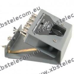 ALPHA DELTA - ASC-4BN - Consolle Commutatore Coassiale a 4 vie 1500 Watt CW