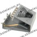 ALPHA DELTA - ASC-4BN - Coaxial Console Switch 4 Way - 1500 Watt CW - Type N