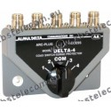 ALPHA DELTA - DELTA-4B/N - Commutateur / N coaxial à 4 voies (1 500 Watt CW)