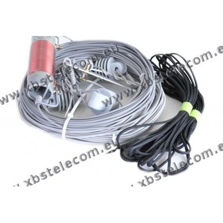ALPHA DELTA - DX-A - Double antenne sloper 160 pour 80 et 40 mètres