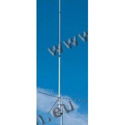 COMTRAK - X-300N - Antenna collineare ad alto rendimento 144////430 gain 6.0////9.0 dB con 3 radialini connettore N