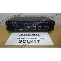 Yaesu - SCU-17 - Adaptateur USB vers Emetteur