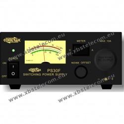 COMTRAK - PS-30VIF - ALIMENTATORE SWITCHING 30 AH 13.8 Vcc
