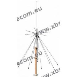 DIAMOND - D-130 - ANTENNE Discone pour la réception 25-1300 MHz - 50/144/430/1200 MHZ TX