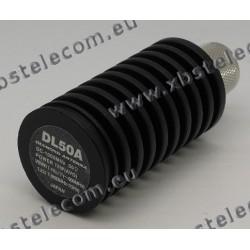 DIAMOND - DL-50A - Charge fictive DC-1 GHz, jusqu'à 100W