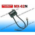 DIAMOND - MX-62N - Duplexer 1.6-56 / 76-470 MHz
