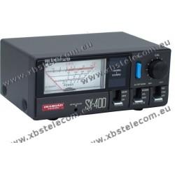 DIAMOND - SX-400 - Rosmetro/Wattmetro 140-525 Mhz - 5/20/200 Watt