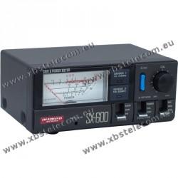 DIAMOND - SX-600 - SWR / wattmètre MHz 1,8 à 525 - 5/20/200 Watt