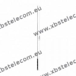 DIAMOND - HF-80FX - Antenna veicolare HF monobanda 80MT