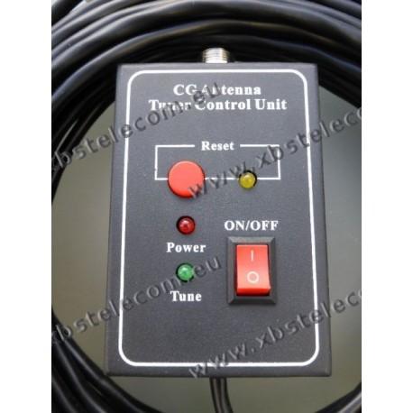 CG-ANTENNA - CTUCG-3000 - Controllo Remoto per Accordatore d'antenna automatico
