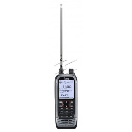 ICOM - IC-R30 - Handheld receiver 0.15-3300MHz,  D-STAR, P25, NXDN, dPMR