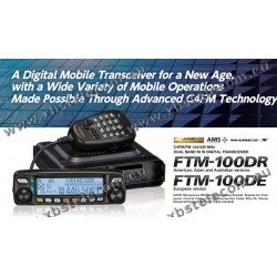 Yaesu - FTM-100DE - VHF/UHF - C4FM/FDMA