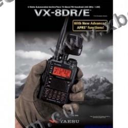 YAESU - VX-8DE - 50/144/430 MHz