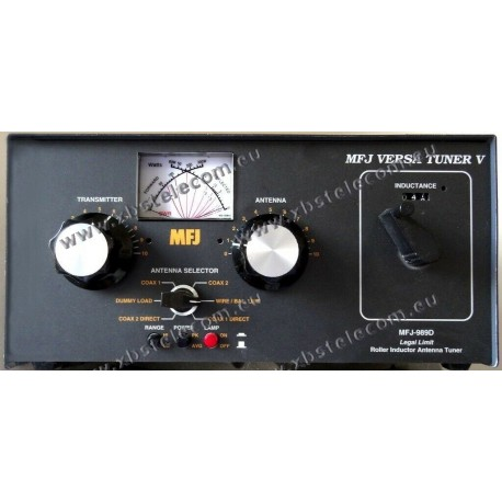 MFJ - MFJ-989D - SINTONIZZATORE ANTENNA, 1,8-30 MHZ - 1500 W