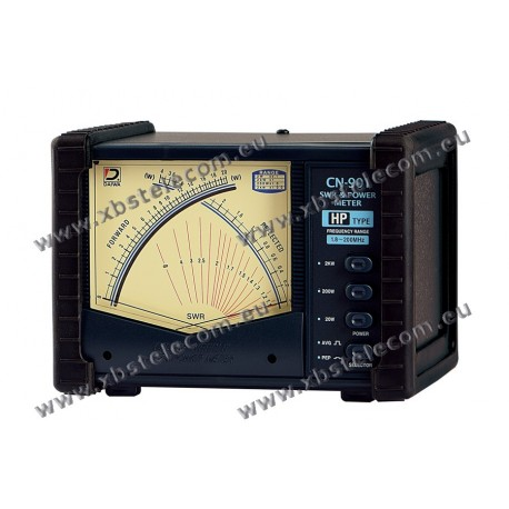 DAIWA - CN-901HP - SWR & Power Meter 1.8-200 MHZ