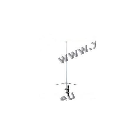 COMTRAK - X-50 N - Antenna collineare ad alto rendimento 144//430 gain 4.5//7.2 dB con 3 radialini connettore