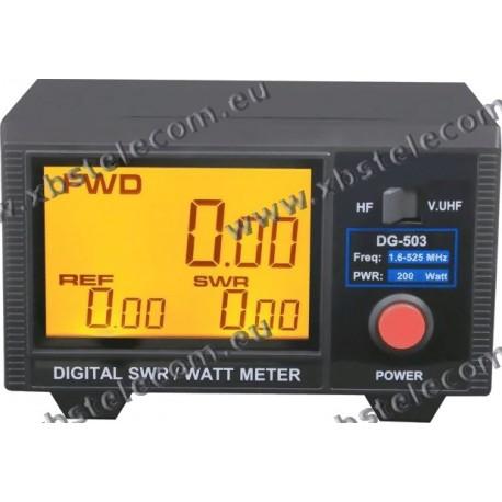 KPO - DG-503 - Digital SWR & Watt Meter