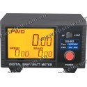 KPO - DG-503N - Digital SWR & Watt Meter - Connettore N-femmina