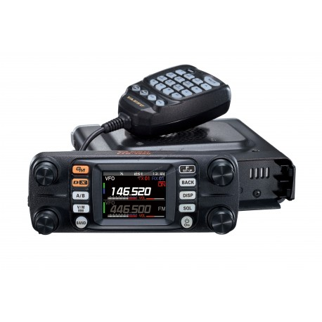 YAESU - FTM-300DE - VHF / UHF - C4FM - Bluetooth - GPS