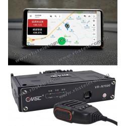 Vero Telecom - VR N-7500 - Mobile VHF/UHF - Commandé via APK