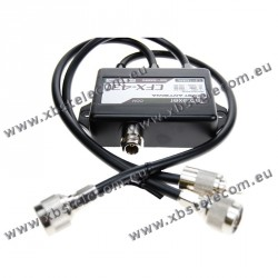 COMET - CFX-431A - New version for Icom IC-9700, Triplexer: 1.3-150 MHz / 350-500 MHz / 900-1400 MHz