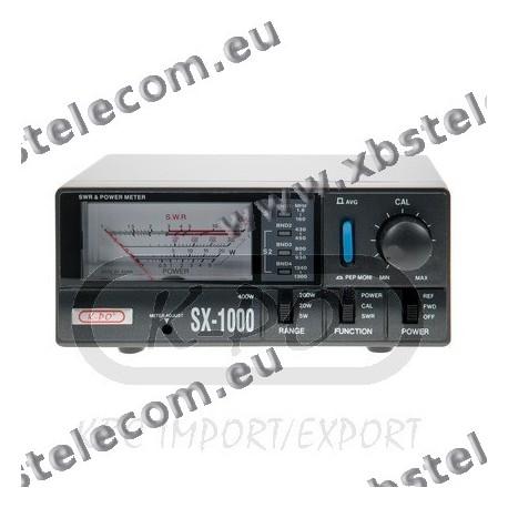 KPO - SX-100 - HF/VHF/UHF/SHF SWR/power meter