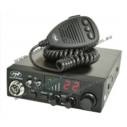 PNI ESCORT - HP-8024 ASQ - CB mobile transceiver