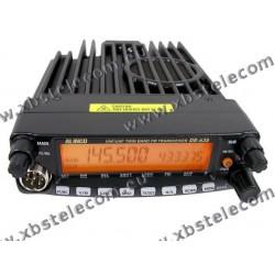 ALINCO - DR-638HE - Dual band ham radio mobile transceiver