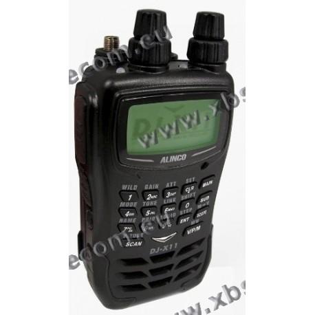 ALINCO - DJ-X11E - Scanner receiver