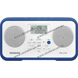 SANGEAN - PR-D19 - Handheld radio receiver