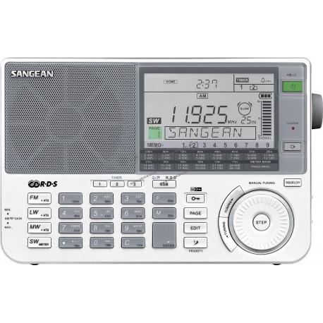 SANGEAN - ATS-909X BLANCO - Multiband digital receiver