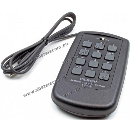 Yaesu - FH-2 - Voice - Keyer