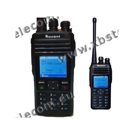 RECENT - RS-629D - DH4 - UHF - DMR