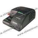MANSON - SPS-8041 - Alimentation à découpage 3 ampères - 3 / 4,5 / 6 / 7,5 / 9 ou 12 volts réglable