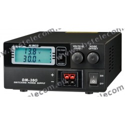 ALINCO - DM-30-G - switching power supply 20 Amp. ANDERSON POL