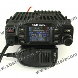 CRT - 2000-H - CB mobile radio