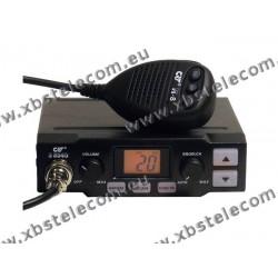 CRT - S-8040 - CB mobile radio device