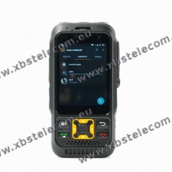 INRICO - S-100 - LTE 4G Network handheld radio