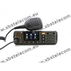 INRICO - TM-7-PLUS - LTE 4G Network mobile radio device