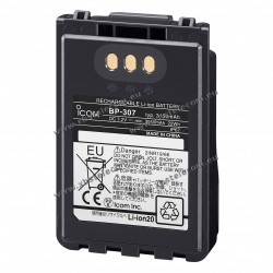 ICOM - BP-307 - LiIon Battery 7.4V, 3150 mAh