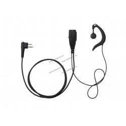 YAESU - SSM-512B - Microfono auricolare (VOX)