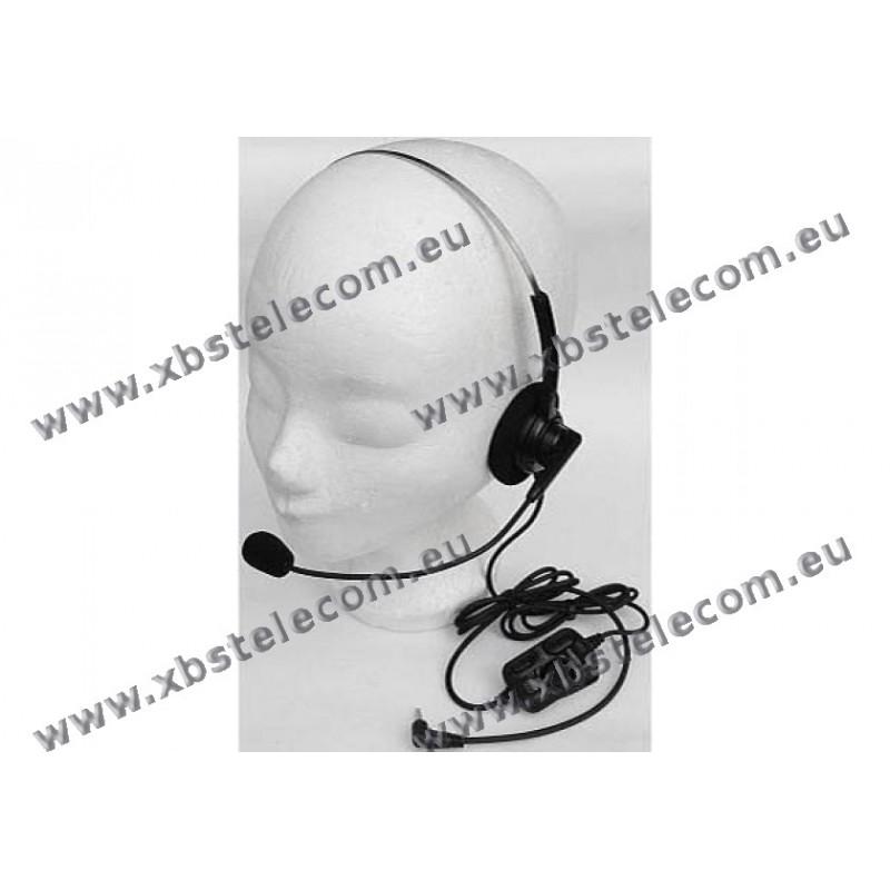 Yaesu Ssm 63a Micro Casque Vox Xbs Telecom Sa