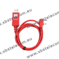 WOUXUN - PGO-002 - Câble de programmation USB  - WINDOWS 10