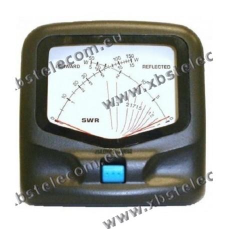 PROXEL - SX-20 - SWR wattmètre MHz 1,8 à 200