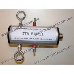 ITA - BLN11 - Balun de rapport 1:1 (50 Ω:50 Ω)