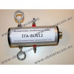 ITA - BLN12 - Balun de rapport 1:2 (50 Ω:100 Ω)