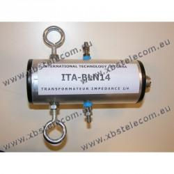 ITA - BLN14 - Balun de rapport 1:4 (50 Ω:200 Ω)