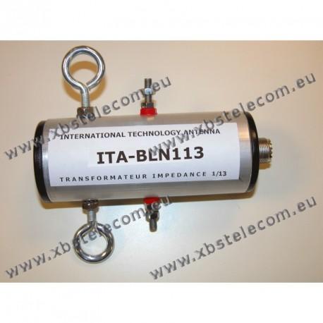 ITA - BLN113 - Balun de rapport 1:13 (50 Ω:650 Ω)